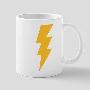 Yellow Flash Lightning Bolt Mug