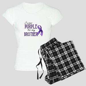 Wear Purple - Brother Women's Light Pajamas