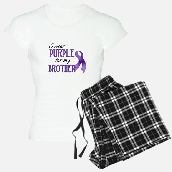Wear Purple - Brother Pajamas
