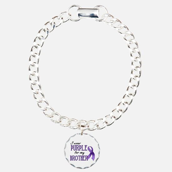 Wear Purple - Brother Bracelet