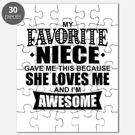 Favorite Niece Puzzle
