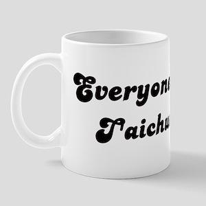 Loves T'aichung Girl Mug
