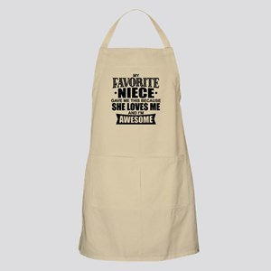 Favorite Niece Light Apron