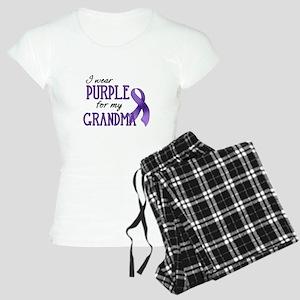 Wear Purple - Grandma Women's Light Pajamas