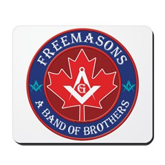 Canadian Band of Brothers Mousepad