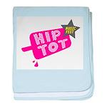 Hip Tot Music Fest baby blanket