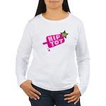Hip Tot Music Fest Women's Long Sleeve T-Shirt
