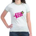 Hip Tot Music Fest Jr. Ringer T-Shirt