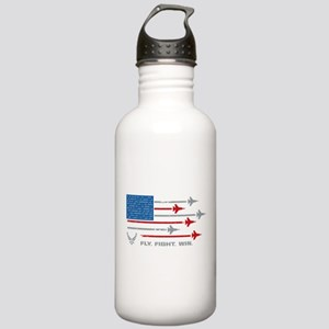 USAF Fly Fight Win Stainless Water Bottle 1.0L