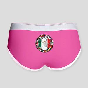 Mexico Flag World Cup No Labe Women's Boy Brief