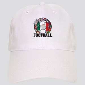 Mexico Flag World Cup Footbal Cap