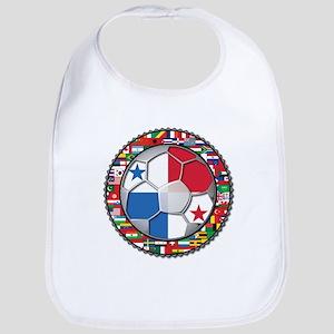Panama Flag World Cup No Labe Bib