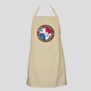 Panama Flag World Cup No Labe Apron