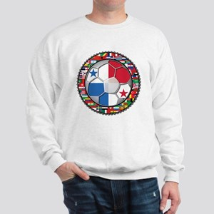 Panama Flag World Cup No Labe Sweatshirt