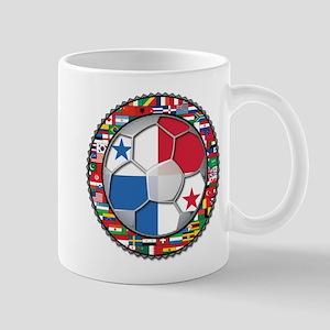 Panama Flag World Cup No Labe Mug