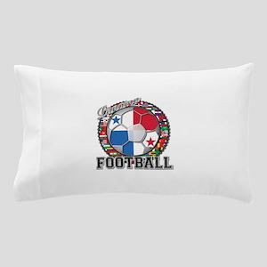 Panama Flag World Cup Footbal Pillow Case