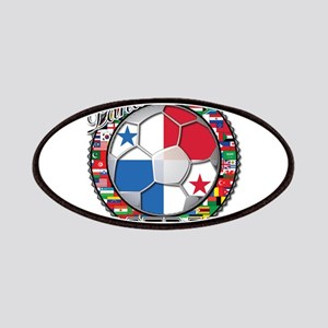 Panama Flag World Cup Footbal Patches