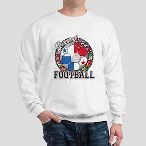 Panama Flag World Cup Footbal Sweatshirt