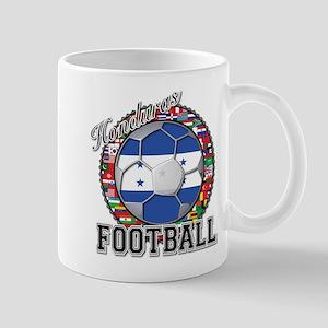 Honduras Flag World Cup Footb Mug