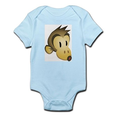 Silly Monkey Infant Creeper