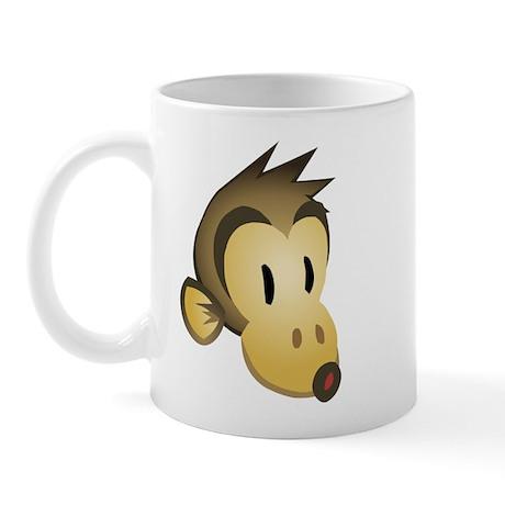 Silly Monkey Mug