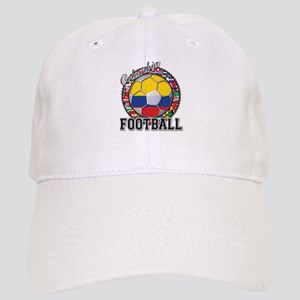 Colombia Flag World Cup Footb Cap