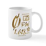Phi Collage Mug