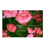 Roses for You Postcards (Package of 8)