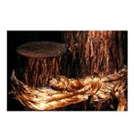 Wood & Cord Postcards (Package of 8)