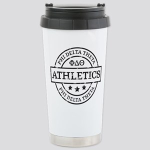 Phi Delta Theta A 16 oz Stainless Steel Travel Mug