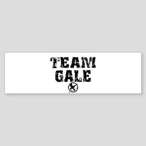 Team Gale (distress) Sticker (Bumper)