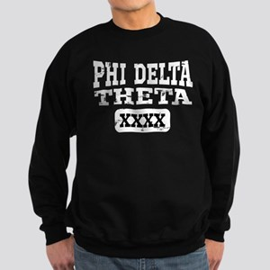 Phi Delta Theta Athletics Person Sweatshirt (dark)