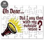 My Outside Voice Puzzle