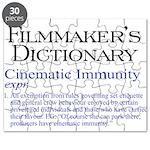 Cinematic Immunity Puzzle