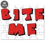 Bite Me! design Puzzle