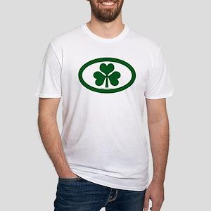 Shamrock Euros Fitted T-Shirt