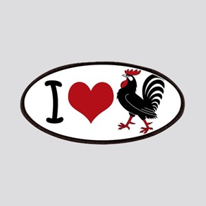 I Heart Cock Patches