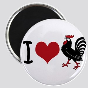 I Heart Cock Magnet