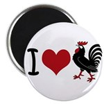 I Heart Cock Magnet