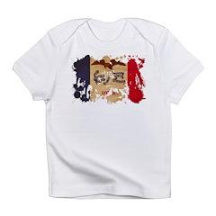 Iowa Flag Infant T-Shirt
