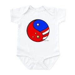 Yin Yang Infant Creeper