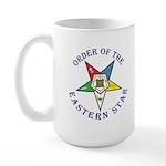 Order of the Eastern Star Lettered Large Mug