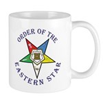 Order of the Eastern Star Lettered Mug