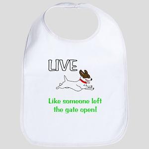 Live the gates open Bib