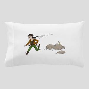 Katniss and Peeta Pillow Case