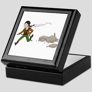 Katniss and Peeta Keepsake Box