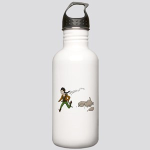 Katniss and Peeta Stainless Water Bottle 1.0L