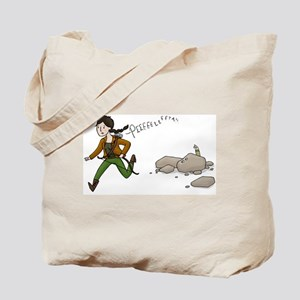 Katniss and Peeta Tote Bag