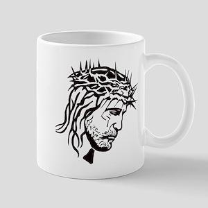 Jesus Face Mug
