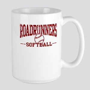 Roadrunners Softball Large Mug